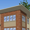 Commercial architecture design and development for a 35 Unit Apartment Building on Wright Street in Newark, NJ
